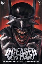 DCeased: Dead Planet #1 The Comic Mint Exclusive Ian MacDonald Variant A