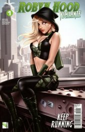 Robyn Hood: Vigilante #1 Cover D Garvey