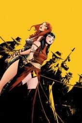 Vampirella / Red Sonja #7 1:25 Incentive