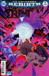 Trinity #10 Variant Edition