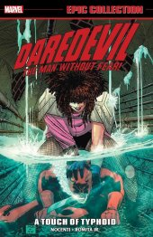 daredevil: epic collection - a touch of typhoid tp