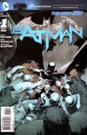 Batman #1 4th Printing
