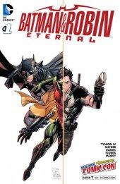 Batman & Robin Eternal #1 New York Comic Con 2015