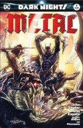 Dark Nights: Metal #1 Neal Adams Variant