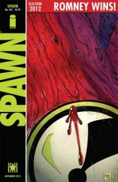 Spawn #225 Romney Wins Cover