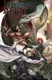 Conan: Serpent War #1 1:50 Incentive