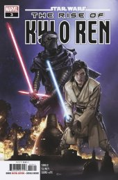 Star Wars: The Rise of Kylo Ren #3 Original Cover
