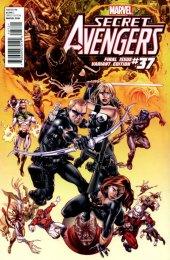 Secret Avengers #37 Mike Perkins Variant Edition