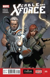 Cable and X-Force #15