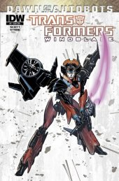 The Transformers: Windblade #4 Subscription Variant