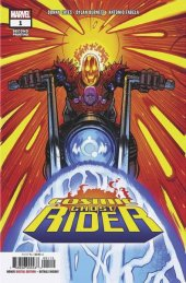 Cosmic Ghost Rider #1 2nd Printing