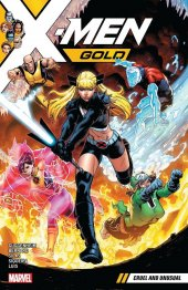 x-men: gold vol. 5: cruel and unusual tp