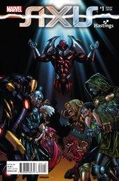 Avengers & X-Men: Axis #1 Hastings Variant