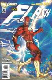 The Flash #3 Variant Edition