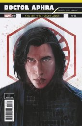 Star Wars: Doctor Aphra #18 Reis Galactic Icon Variant