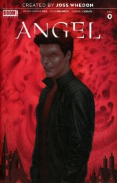 Angel #0 Boris Pelcer Retailer Thank You Variant