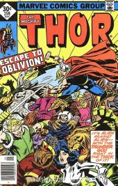 The Mighty Thor #259 Whitman Variant