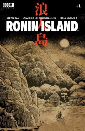 Ronin Island #1 Preorder Young Cover