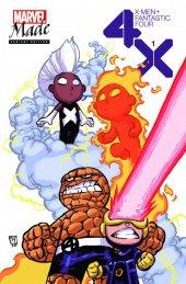 X-Men / Fantastic Four #1 Marvel Made Skottie Young Variant