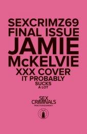 Sex Criminals #69 XXX McKelvie