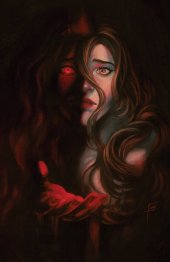 Red Mother #7 1:10 by Justine Frany