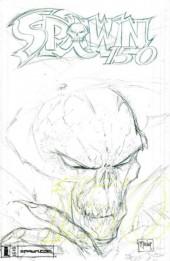Spawn #150 Todd McFarlane Sketch Variant