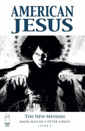 American Jesus: The New Messiah #3 Cover C