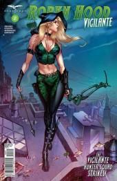 Robyn Hood: Vigilante #2 Cover C Dooney