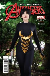 Uncanny Avengers #1 Cosplay Variant