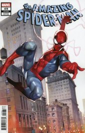 The Amazing Spider-Man #49 Coipel Variant
