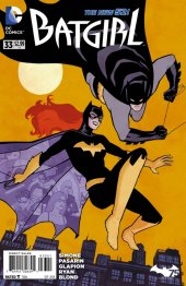 Batgirl #33 Batman 75 Variant