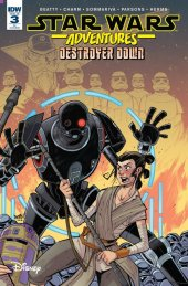 Star Wars Adventures: Destroyer Down #3 1:10 Incentive Variant