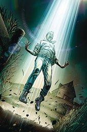 Conspiracy: Alien Abductions #1 Cover B Vitorino