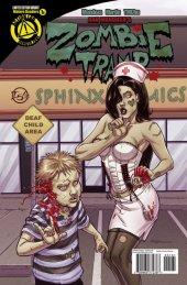 Zombie Tramp #1 Sphinx Comics Variant