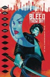 Bleed Them Dry #1 Original Cover