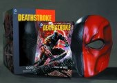 Deathstroke Vol. 1: Gods of War TP Book and Mask Set