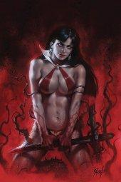 Vengeance of Vampirella #9 Parrillo Ltd Virgin Cover