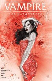 Vampire: The Masquerade #1 D Cover Foil Variant Mack