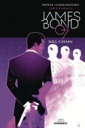 James Bond: Kill Chain #1 Cover B Doe