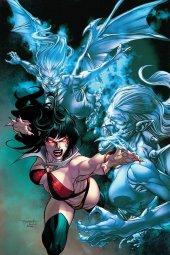 Vengeance of Vampirella #5 1:10 Buzz Virgin Cover