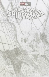 The Amazing Spider-Man #49 1:100 Quesada Sketch Variant