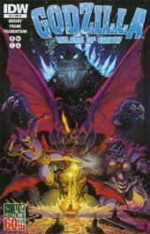Godzilla: Rulers of Earth #12 Jeff Zornow Variant