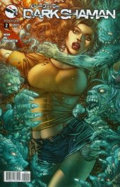 Grimm Fairy Tales Presents Dark Shaman #2 Original Cover