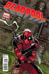 Deadpool #5 Camuncoli Variant