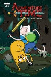 Adventure Time #66 Subscription Bills Variant