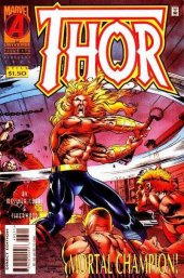 The Mighty Thor #495