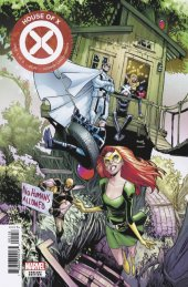 House of X #1 Humberto Ramos Party Variant