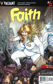 Faith #6 Cover B Ryp