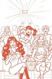 Red Sonja & Vampirella Meet Betty & Veronica #7 1:15 Incentive