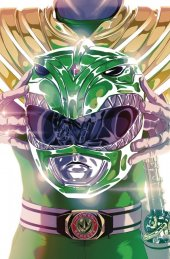 Mighty Morphin Power Rangers #49 Foil Variant